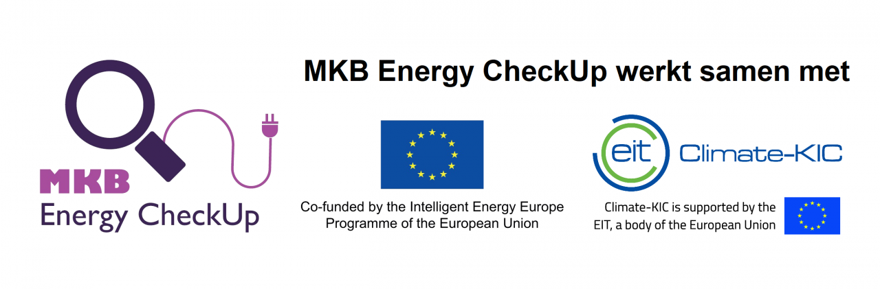 logo MKB Energy Checkup + EU